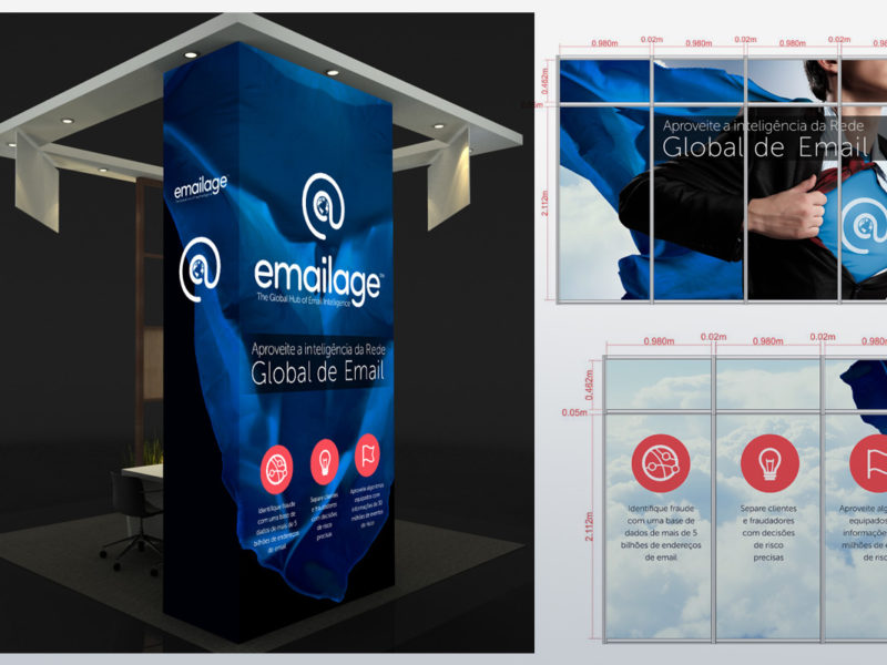 Emailage Booth