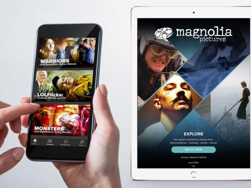 Magnolia Pictures App