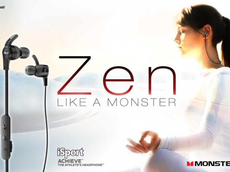 Monster iSport Promo