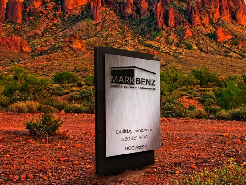 Mark Benz – Environmental Signage