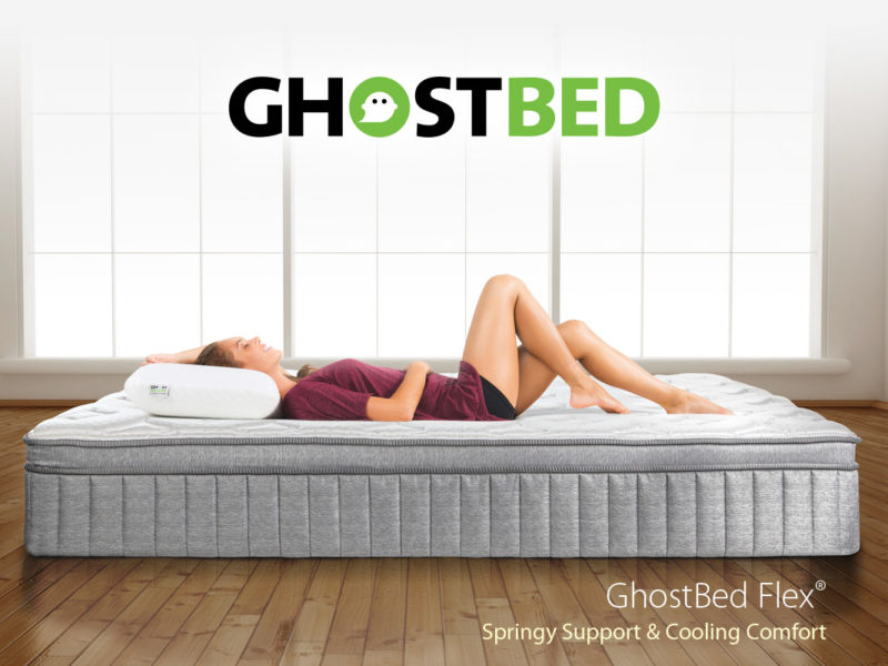 Ghostbed – Design